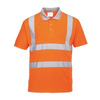 Polo haute visibilité GO / RT Orange PORTWEST